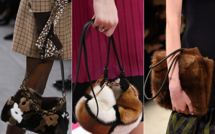 Модные сумки.
