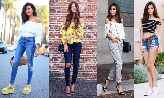 Модные блузки.