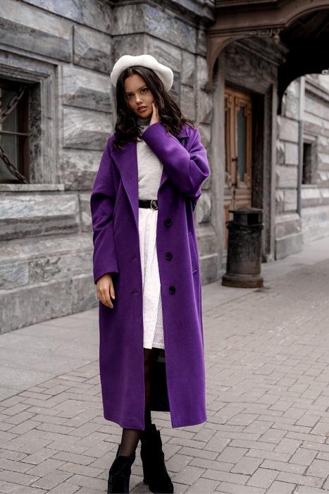 Фиолетовый цвет.