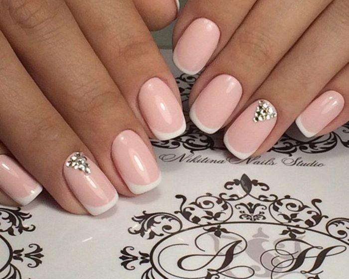 Дизайн квадратных ногтей.