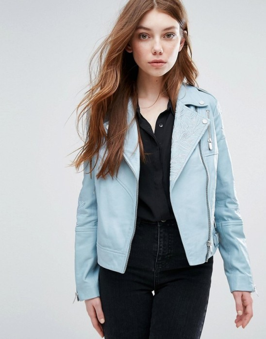 Куртка-косуха женская.
