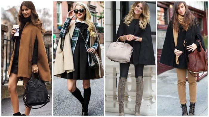 Зимняя мода.