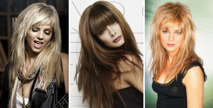 стрижки на средние волосы.