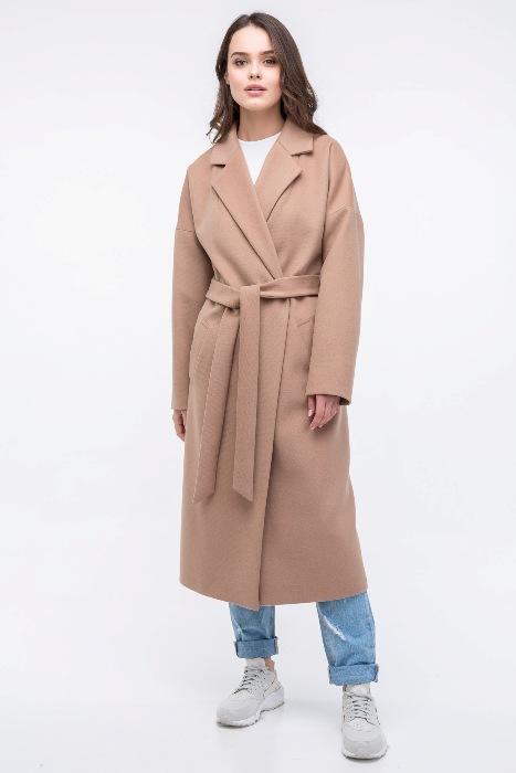 Пальто-халат.