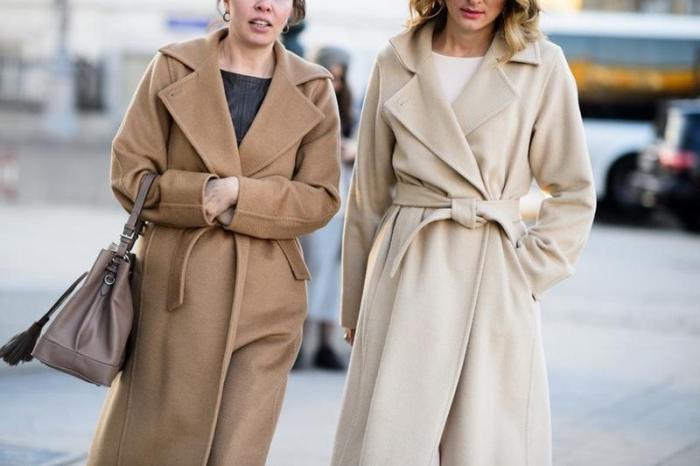 Пальто-халат 2019-2020.