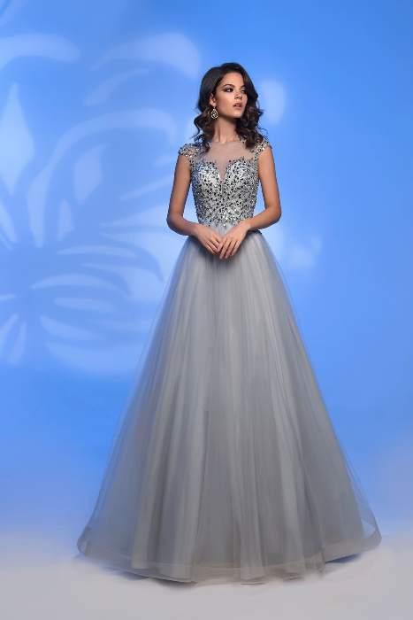 Фатиновое платье.