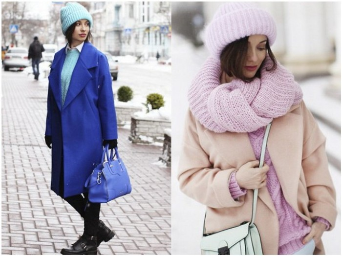 Зимняя одежда.