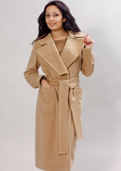 Пальто халат.