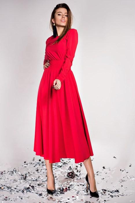 Модное платье.