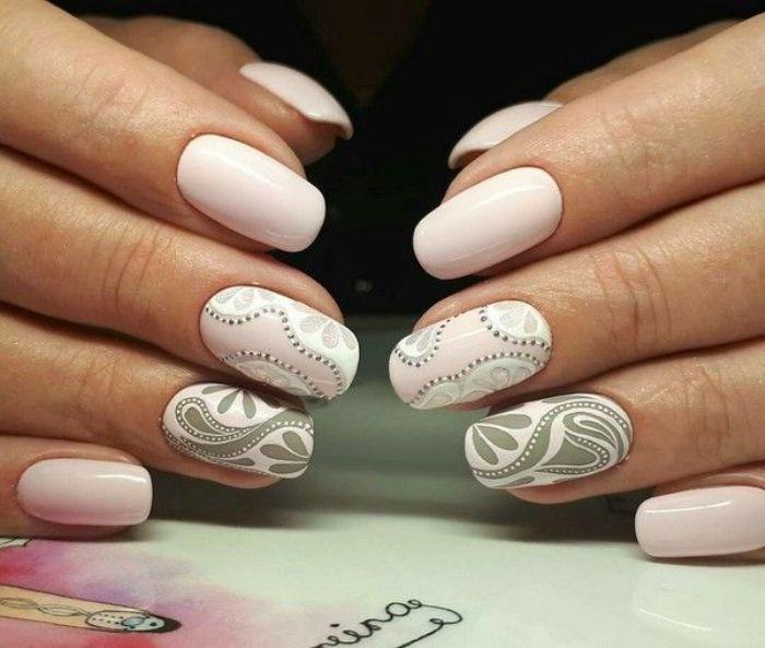 Летний дизайн ногтей.