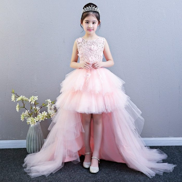 Маскарадное платье для девочки.