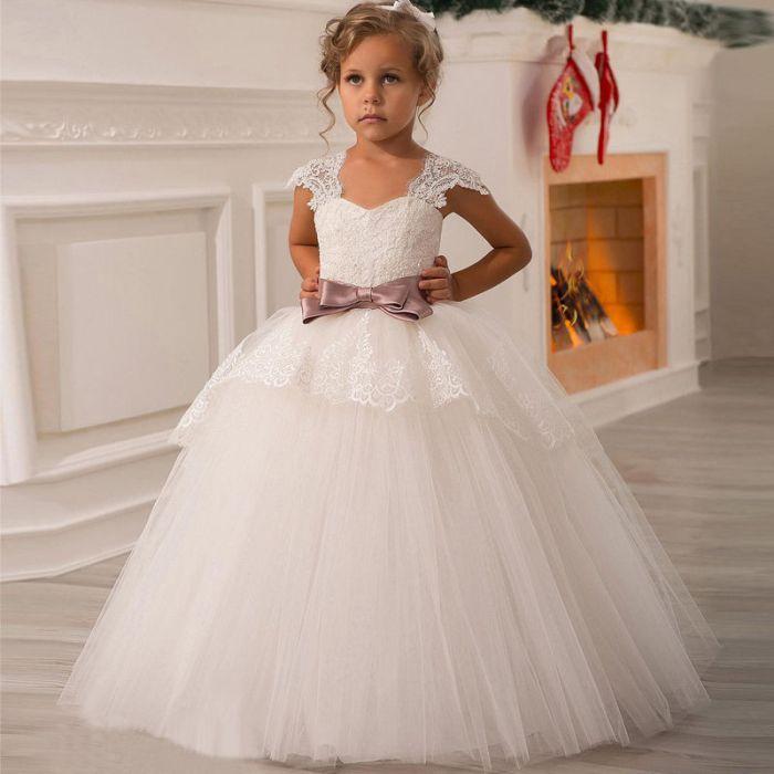 платье для маленьких модниц. Модные новогодние платья для девочек в 2020-2021 году