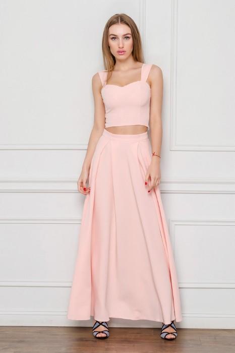Раздельное платье.