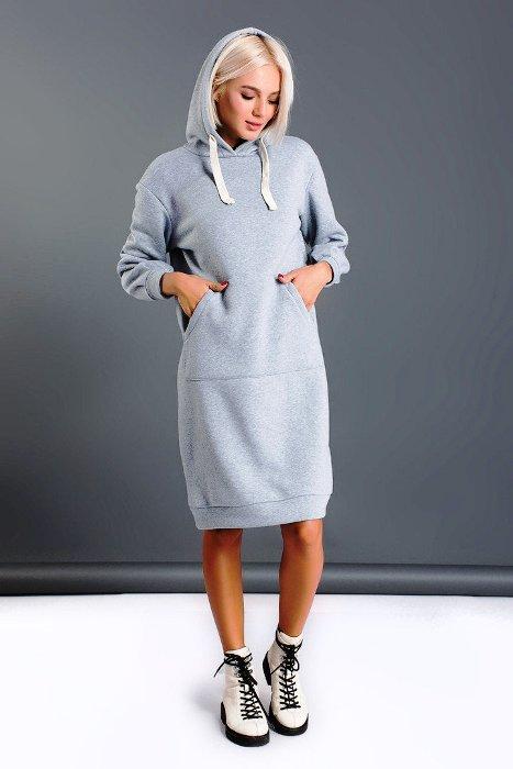 Свитшот платье