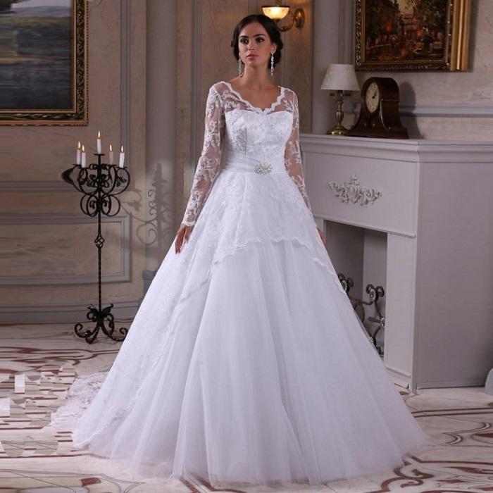 Свадебное платье 2019-2020.