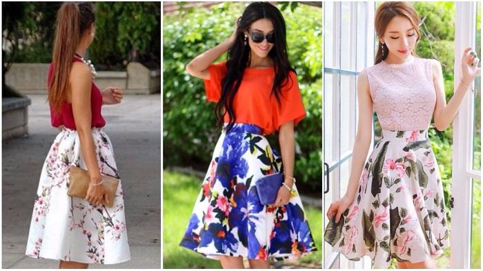 Модные юбки.