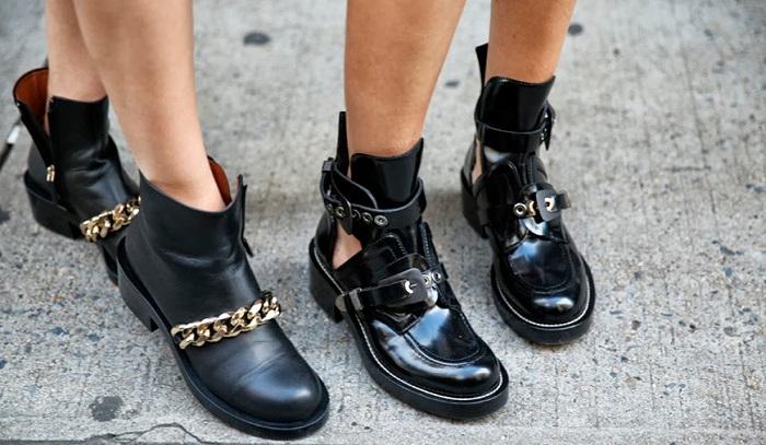 Модная обувь осени 2019-2020.