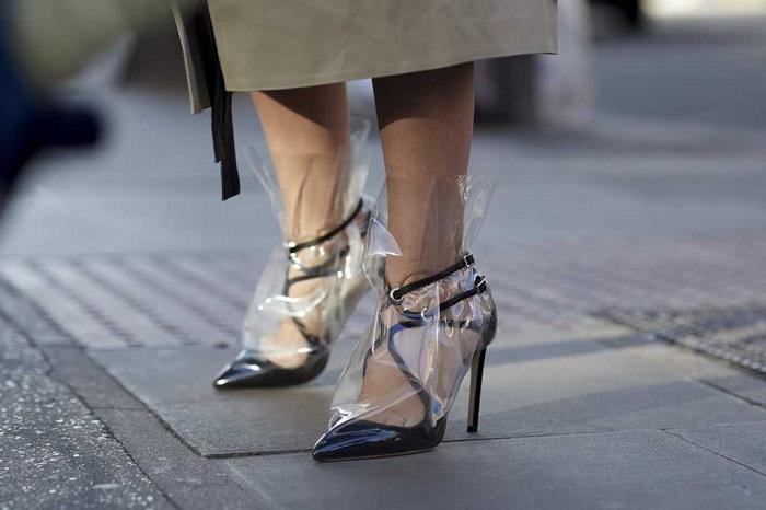 Модная обувь.