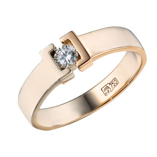 Как определить качество помолвочного кольца с бриллиантом