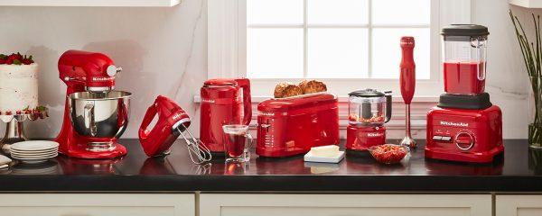 KitchenAid – профессиональные бытовые приборы для кухни