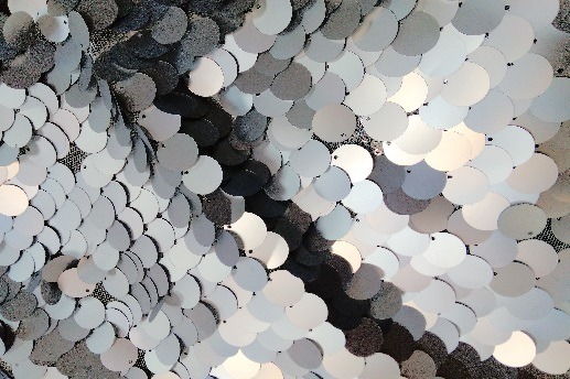 Вышивка пайетками: материалы и методы