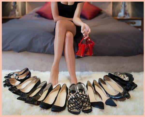 Советы по подбору стильной женской обуви
