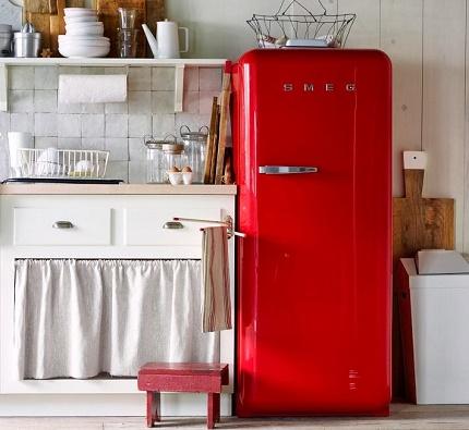 Выбираем Холодильники Smeg