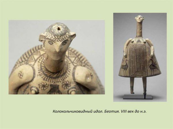 Какими игрушками играли детки в Древней Греции
